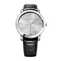 Harry Winston Midnight White gold 42mm