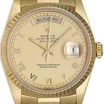 Ρολεξ (Rolex) President Day/Date 18K Men's Watch 18238...