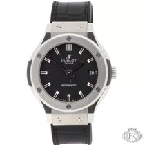 Hublot Classic Fusion | Stainless Steel Black Dial | 38mm