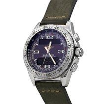 Breitling Airwolf B-1 Chronometre, A78362, Steel , 12m Warranty