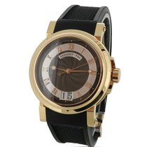 Breguet Marine pre-owned Rose gold