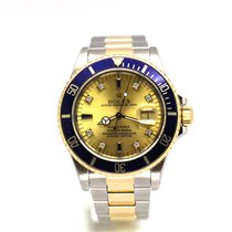 Rolex Gold/Steel 40mm Automatic 16613 pre-owned