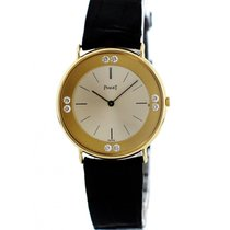 Piaget Altiplano Yellow gold 31mm Champagne United States of America, New York, New York