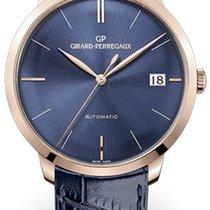 Girard Perregaux Złoto różowe Automatyczny 49527-52-431-BB4A nowość