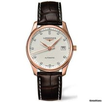 Longines Red gold Automatic 36mm new Master Collection