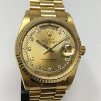 Rolex Day-Date 36 usados 36mm Oro amarillo