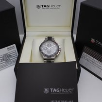 TAG Heuer pre-owned Automatic 44mm Grey Sapphire Glass 20 ATM