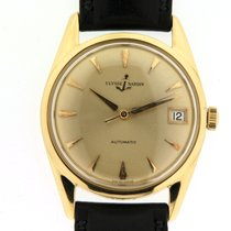 Ulysse Nardin Yellow gold 34mm Automatic 71106 pre-owned United Kingdom, West Sussex