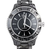 Dior Ceramic 38mm Automatic VIII pre-owned