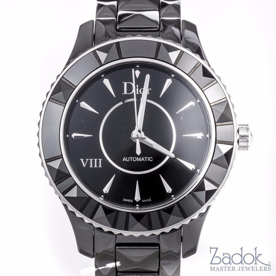 f31a2f69c8d Relógios Dior usados - Compare os preços de relógios Dior usados