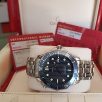 Omega 2221.80.00 Staal Seamaster Diver 300 M