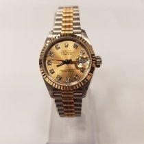 Rolex Λευκόχρυσος 26mm Αυτόματη 69179B μεταχειρισμένο