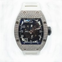 Richard Mille RM 010 White gold RM 010 48mm pre-owned