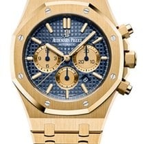 Audemars Piguet Blue new Royal Oak Chronograph