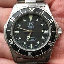 TAG Heuer 2000 Steel 42mm Black No numerals United Kingdom, Leighton Buzzard