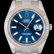 Rolex Datejust II Steel 41mm Blue United Kingdom, London