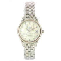 Longines Flagship Steel 26mm Mother of pearl