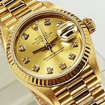 Rolex Lady-Datejust 79178 Good Yellow gold 26mm Automatic