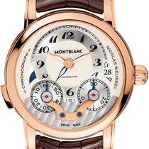 Montblanc Nicolas Rieussec Ouro rosa 43mm