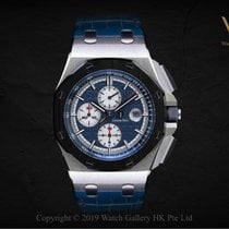 Auguste Reymond Platinum 44mm Automatic Auguste Reymond Royal Oak OffShore 26401PO.OO.A018CR.01 new Singapore, Singapore