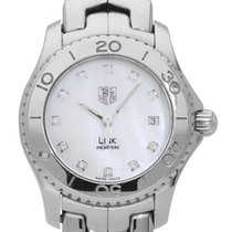 TAG Heuer Link Lady WJ1319.BA0572 2014 pre-owned