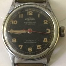 Enicar Steel Automatic 29mm pre-owned