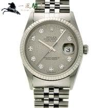 Rolex Datejust 16234G 1999 gebraucht