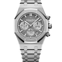Audemars Piguet Royal Oak Chronograph Steel 38mm Grey United States of America, New York, New York