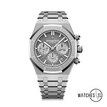 Audemars Piguet Royal Oak Chronograph new 2019 Automatic Watch with original box and original papers 26315ST.OO.1256ST.02