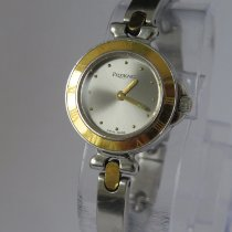 Pequignet Gold/Steel Quartz Moorea pre-owned