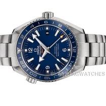 Omega Seamaster Planet Ocean Titanium 45.5mm Blue Arabic numerals United States of America, Florida, Aventura