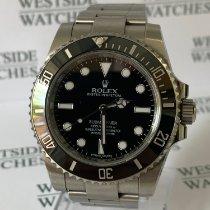 Rolex Submariner (No Date) 114060 2016 gebraucht