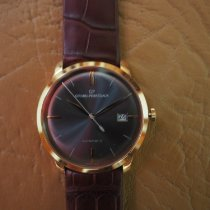 Girard Perregaux Red gold Automatic Grey 38mm new 1966