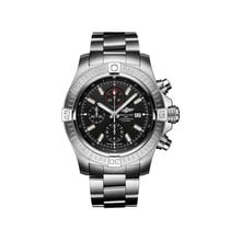 Breitling Super Avenger Steel 48mm Black United States of America, Iowa, Des Moines