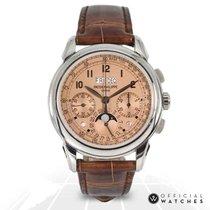 Patek Philippe Perpetual Calendar Chronograph 5270P-001 2019 pre-owned