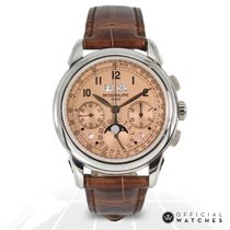 Patek Philippe Perpetual Calendar Chronograph Platine 41mm Arabes