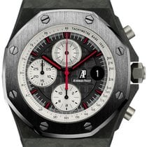 Audemars Piguet Royal Oak Offshore Chronograph Carbonio 42mm Nero