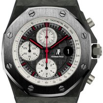 Audemars Piguet Royal Oak Offshore Chronograph Carbone 42mm Noir