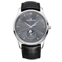 Jaeger-LeCoultre Q1363540 White gold 2019 Master Ultra Thin Moon 39mm new United States of America, Florida, Sunny Isles Beach