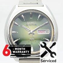 Seiko 5 6106-7700-7980S / 3N0175 1973 подержанные