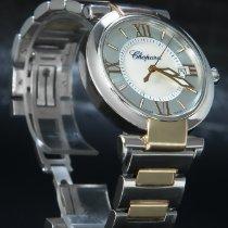 Chopard Gold/Stahl 36mm Quarz 388532-6002 gebraucht