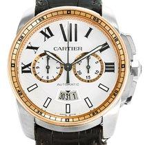 Cartier Calibre de Cartier Chronograph W7100043 2018 new
