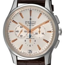 Zenith Captain Chronograph Stahl 42mm