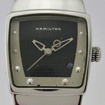 Hamilton 23mm Quartz pre-owned Black