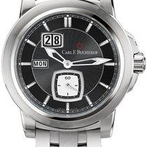 Carl F. Bucherer Steel Automatic 00.10631.08.33.21 new United States of America, New York, Brooklyn