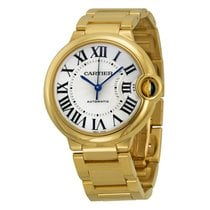 Cartier Ballon Bleu Medium size (36.6mm) 18K yellow gold