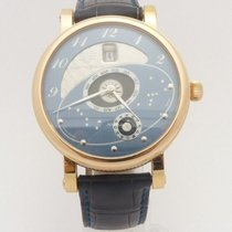 Martin Braun 42mm Automatic pre-owned Blue