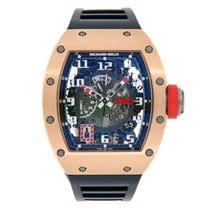 Richard Mille Black Rose Limited Edition 18K Rose Gold Watch