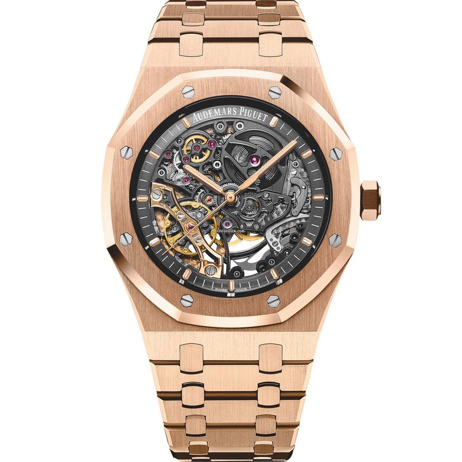 ee5e90ba48362 Audemars Piguet Royal Oak Rose Gold
