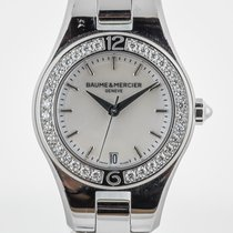 Baume & Mercier Linea Steel 27mm Mother of pearl United States of America, California, Pleasant Hill